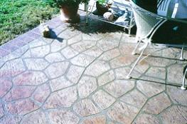 Designer Concrete Stamped Concrete Decorative Concrete McKinney Dallas North Texas
